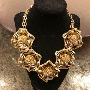 Belle Badgley Mischka necklace!